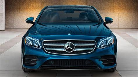 2019 Mercedes E Class by 2019 Mercedes E Class Detailed Look The New 2019