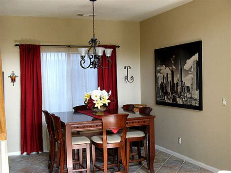 dining room drapes ideas home and garden dining room curtain designs