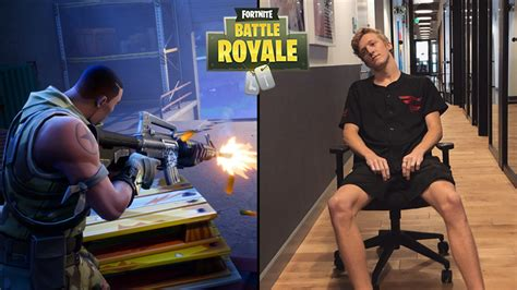 Faze Clan's Tfue Proves He's A Fortnite Genius With Game