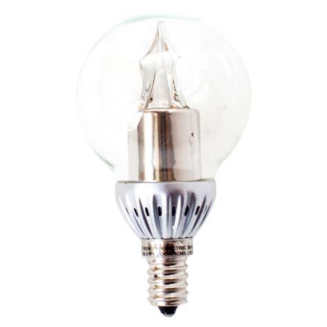 utilitech pro light bulbs shop utilitech pro 4 watt 25w candelabra base warm white
