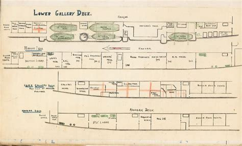 hms deck illustrious walking lower dead 1948 april diary which during were near found morning