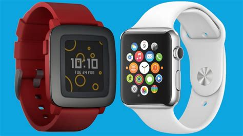 watches compatible with iphone pebble time v apple the iphone compatible