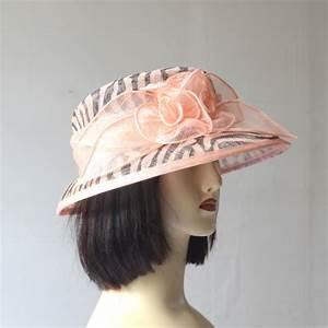 Chapeau Anglais Femme Mariage : petit chapeau mariage c r monie rose ~ Maxctalentgroup.com Avis de Voitures
