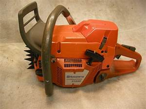 Husqvarna 61 Chainsaw Manualzip