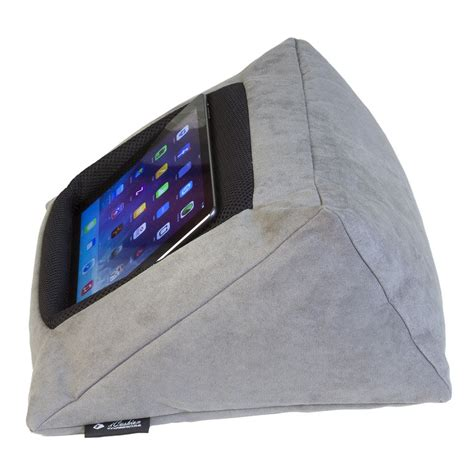 Cushion Pillow stand holder for your iPad or other tablet ...