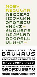 26 free professional fonts for graphic and web designers