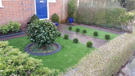 artificial grass  front gardens  uk easigrass