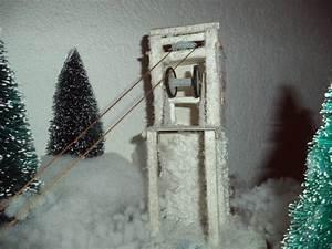 Maison De Noel Miniature : village de no l fait maison cyclisme en drome proven ale 26 ~ Nature-et-papiers.com Idées de Décoration