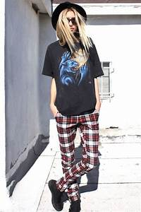 Best 25+ Plaid pants ideas on Pinterest | 90s fashion grunge Grunge outfits and Plaid pants outfit