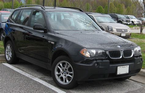 2005 Bmw X3 Pictures