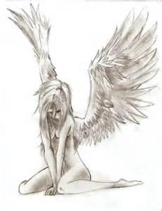 Bildresultat för ritade änglar