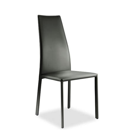 chaises cuir salle a manger maison design hosnya