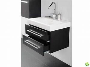 meuble avec vasque salle de bain pas cher carrelage With salle de bain design avec meuble vasque pas cher