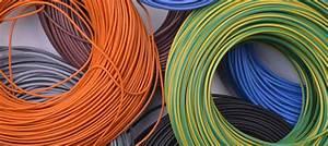 code couleur des fils electriques With fil electrique de couleur