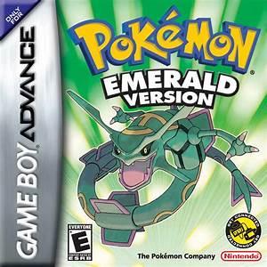 Pokémon Emerald Version - Bulbapedia, the community-driven ...