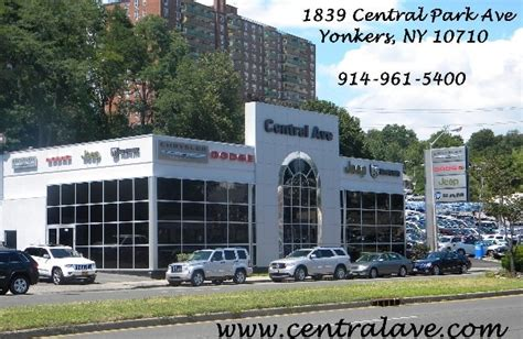 Central Avenue Chrysler Jeep by About Central Ave Chrysler Jeep Dodge Ram Yonkers New York