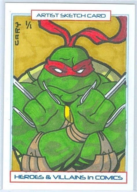 tmnt raphael teenage mutant ninja turtles hand drawn