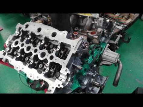 land rover discovery   tdv engine overhaule part