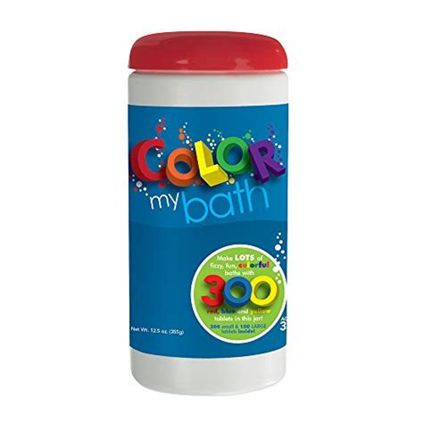 color my bath color my bath color changing bath tablets 300
