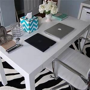 ikea desk design ideas With best brand of paint for kitchen cabinets with audrey hepburn canvas wall art