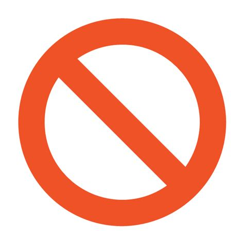 No Circle Png 10 Free Cliparts Download Images On