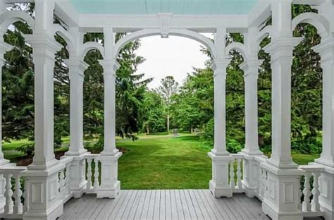 single houses porch from second empire in tiverton ri porches