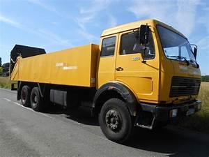 Camion Occasion Mercedes : camion porteur mercedes ~ Gottalentnigeria.com Avis de Voitures