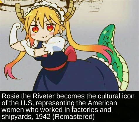 Dragon Maid Memes - dragon maid meme by the russian loli on deviantart