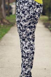 Outfitfloral pants