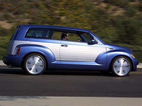 2002 Chrysler California Cruiser Concept Custom Tuning Suv