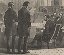 The House Impeaches Andrew Johnson | US House of ...