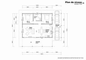Plan Maison 1 Chambre 1 Salon : gusconstruction plan de maisons ~ Premium-room.com Idées de Décoration