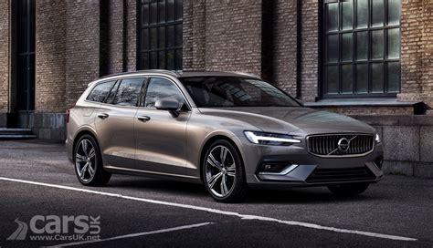 2018 Volvo V60 Revealed  Looks Like A Smaller V90 With