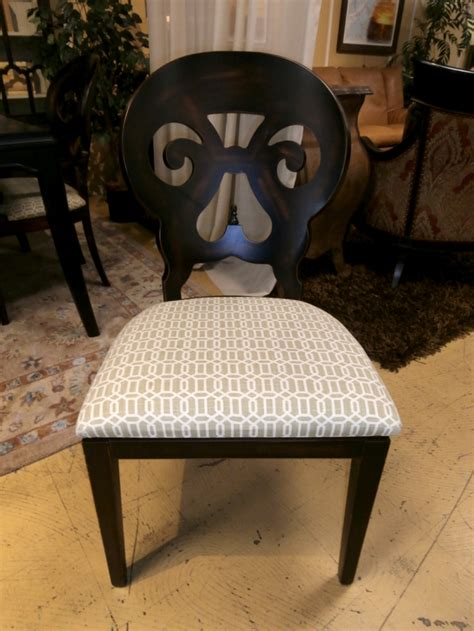 arhaus dining chairs    missing piece