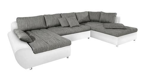 Wohnlandschaft Gemütliches Sofa In Uform Kaufen Bei