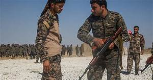 Coalition and SDF are training a 30,000-strong Syrian ...