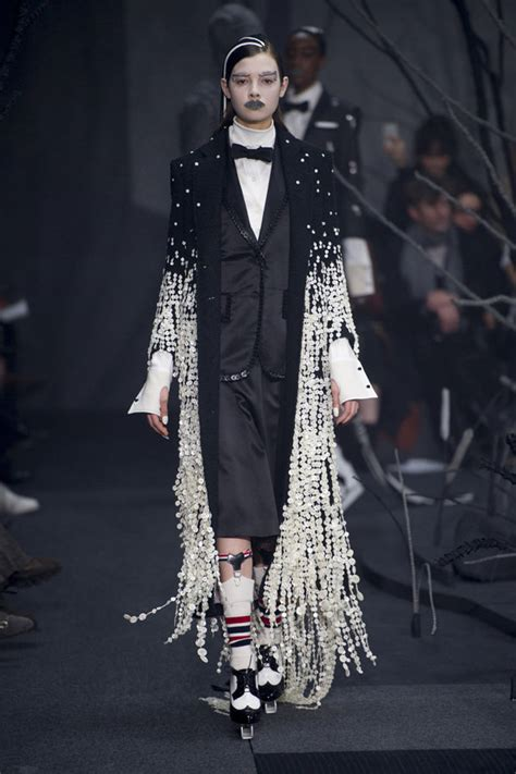 thom browne fall collection tom lorenzo