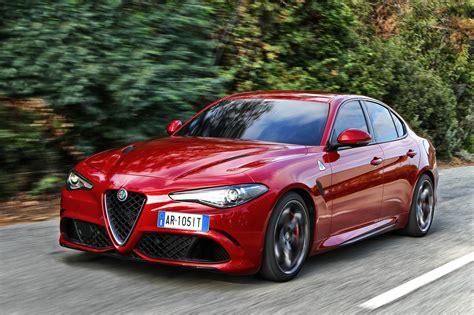 First Drive Alfa Romeo Giulia Quadrifoglio Automobile
