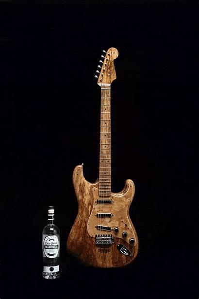 Cuervo Agave Fender Stratocaster Jose Guitar Guitars