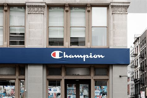 What You Need To Know About Champion's New Store In Nyc