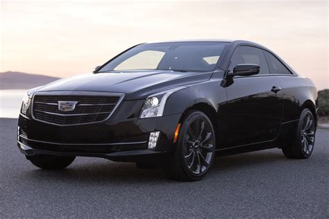 cadillac ats black chrome package announced gm authority