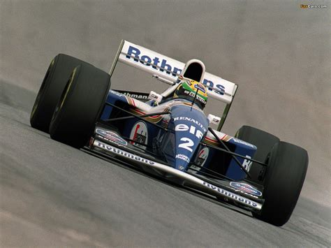 Williams FW16 1994 pictures (1280x960