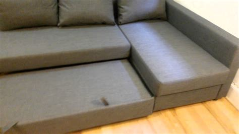 ikea friheten sofa bed assembly service  dc md va