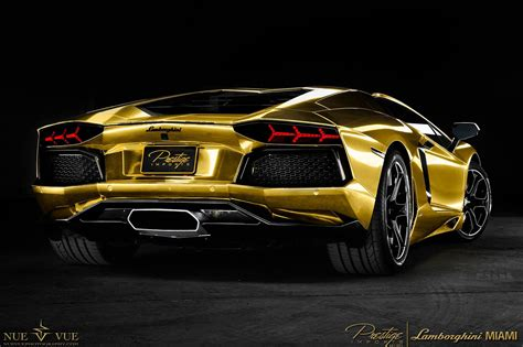 Cool Gold Lamborghini Wallpapers
