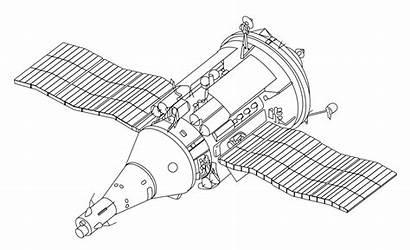Spacecraft Tks Wikipedia Drawing