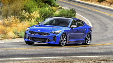 2018 Kia Stinger Pictures, Photos, Wallpapers And Videos