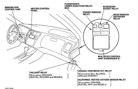 Honda St1300 Wiring Diagram by Honda St1300 Wiring Diagrams Lights Apktodownload