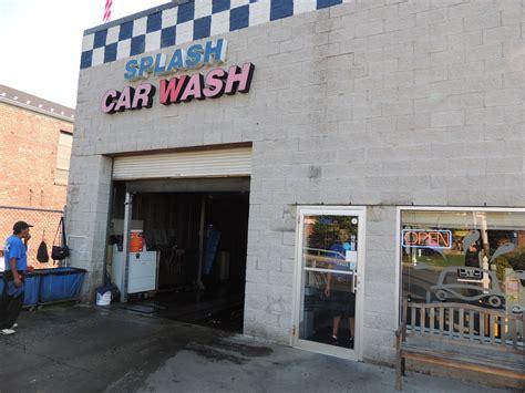 bookorbust splash car wash westchester wednesday