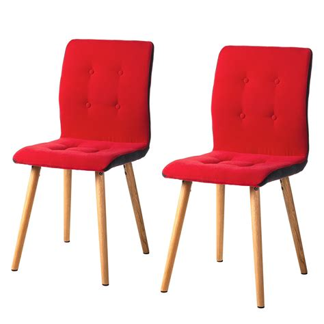 chaise de volupté mobiliermoss chaise capitonnee pieds bois design