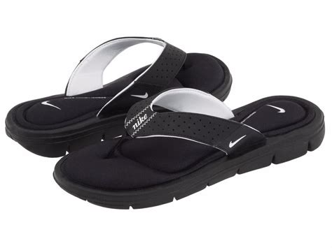 womens nike comfort sandals s nike comfort sandals 354925 011 sizes 5 11